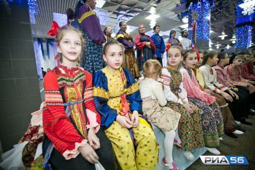 Новогодняя акция по сбору подарков в Оренбурге побила все рекорды