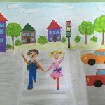 Изображение рисунка ребенка