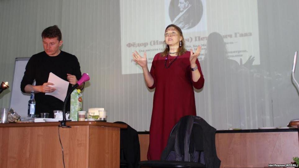 В Йошкар-Оле состоялся показ спектакля Театра.doc «Правозащитники»