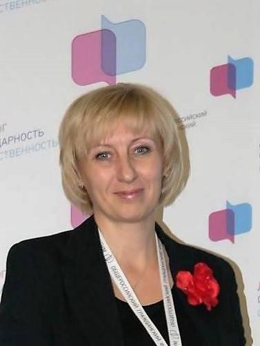 Шпоркина Елена Михайловна