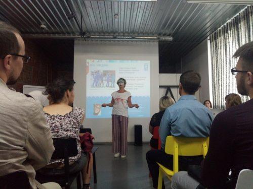 В Удмуртии продолжается реализация проекта «Кадровая школа НКО»