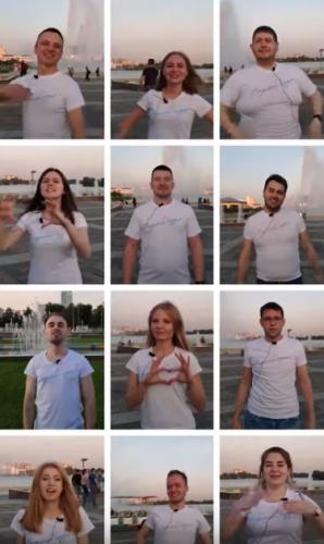 """Сегодня в Казани проходит благотворительное мероприятие """"Соединяя сердца"""""""