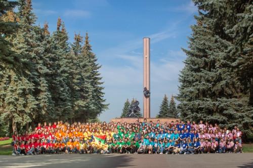 Более 200 юных добровольцев Республики Башкортостан приняли участие в Летних волонтёрских играх