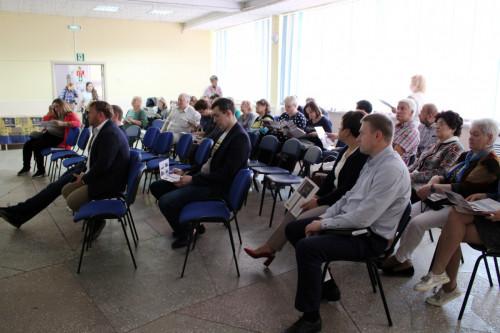Презентация социального паспорта территории в г. Кирове
