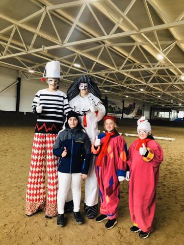 В Нижнем Новгороде состоялись благотворительные соревнования по адаптивному конному спорту