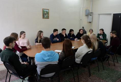 Мастер класс в юридической клинике СГУ им. Н.Г. Чернышевского