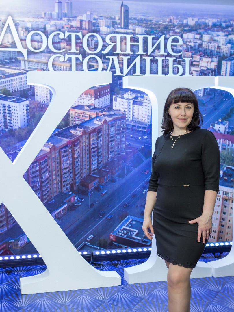 Елена Засорина, Республика Башкортостан