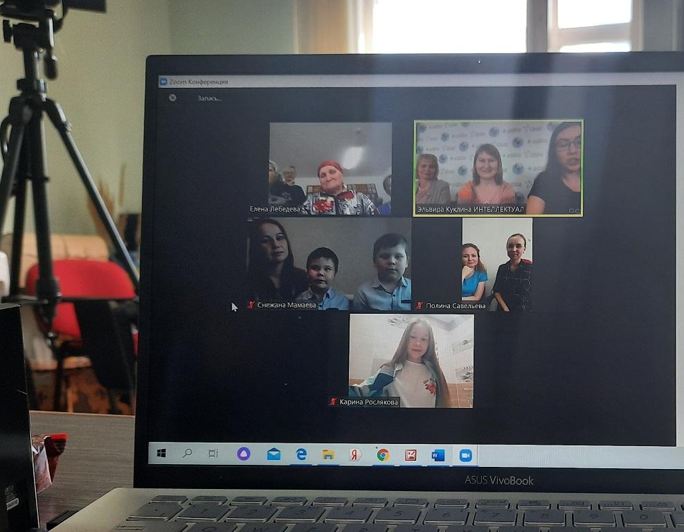 В Марий Эл в рамках реализации проекта «Кувавайын шондыкшо – Бабушкин сундук» прошли онлайн-встречи поколений