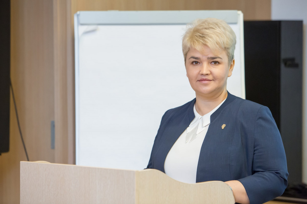 Ольга Юрьевна Панчихина