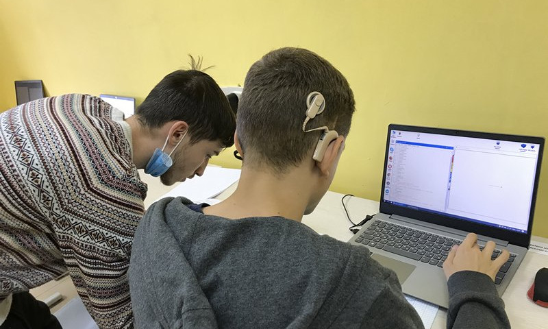 IT-школа для детей с ОВЗ