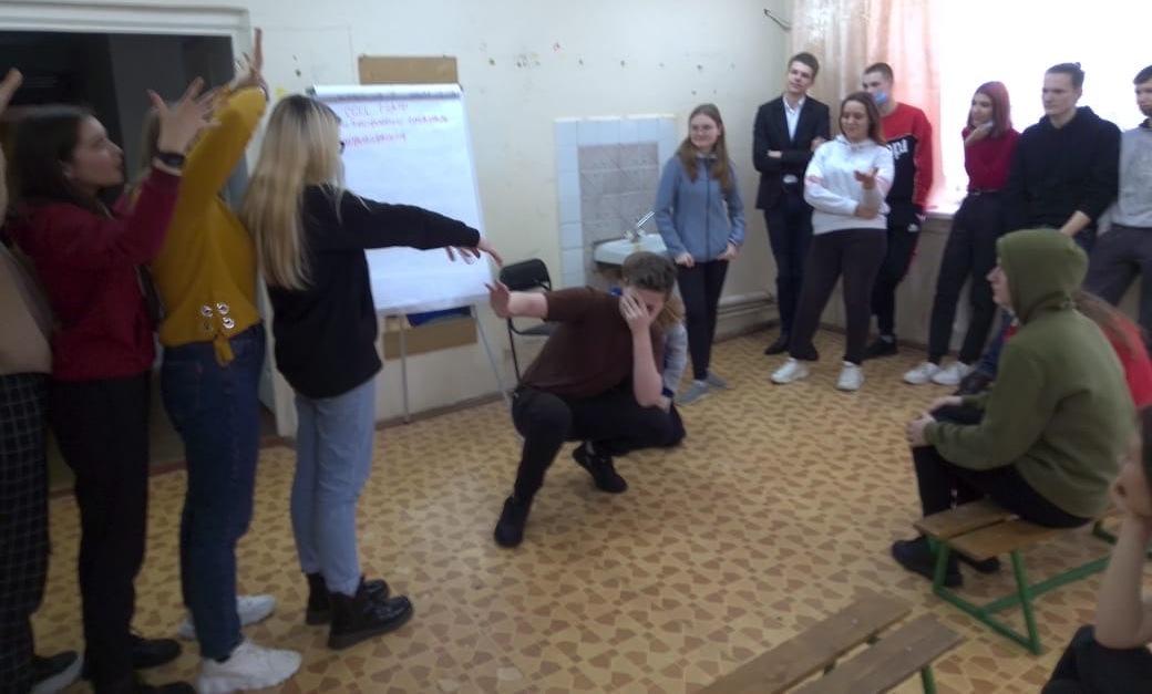 В Марий Эл прошел Республиканский обучающий семинар-тренинг по социальному театру