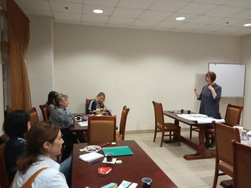 Фокус-группа по исследованию деятельности НКО в г. Оренбурге