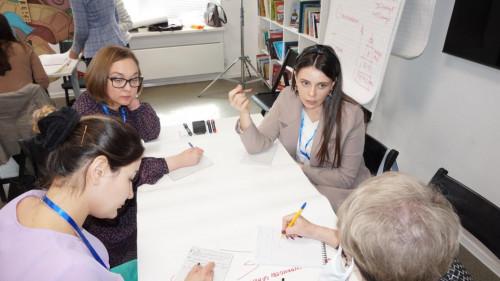 Состоялась трехдневная стратегическая сессия для ресурсных центров СО НКО ПФО
