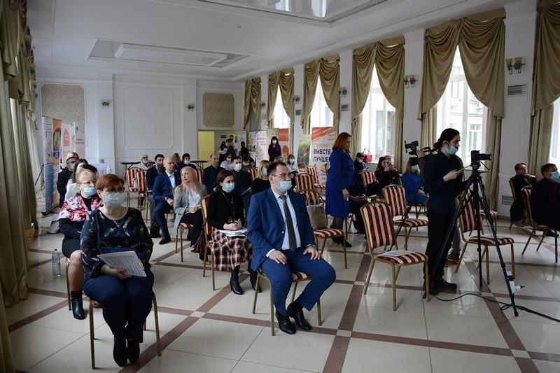 Ярмарка СО НКО Саратовской области 2021