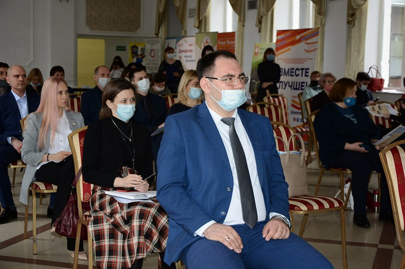 Ярмарка СО НКО Саратовской области