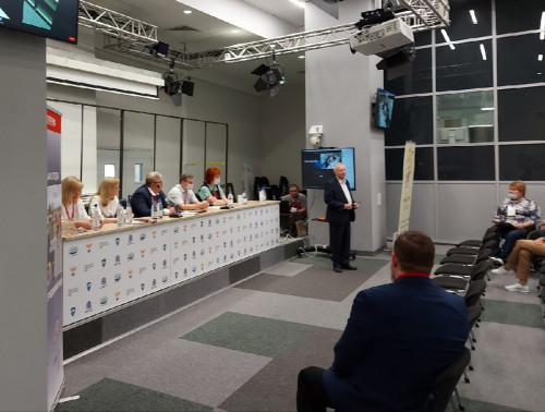 """Конференция по развитию параспорта """"Доступное движение"""" состоялась 14 мая 2021 года"""
