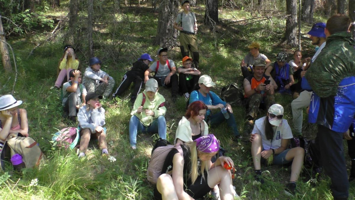 В Кировской области ребята из Марий Эл посетили слёт «Герой безопасности»