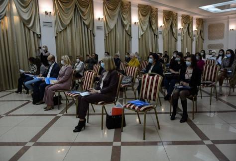 Конференция НКО Саратовской области